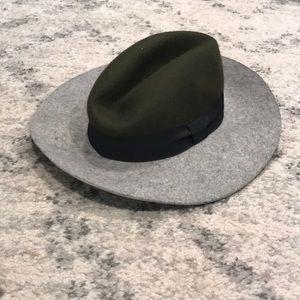 Target, Merona brand wool fedora hat- never worn